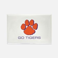 Go Tigers Magnets