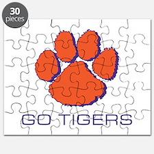 Go Tigers Puzzle