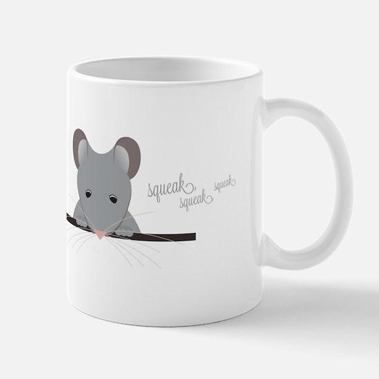 Mouse Squeak Mugs