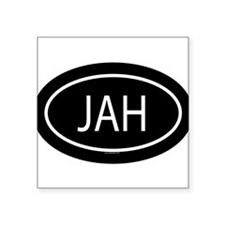 JAH Sticker