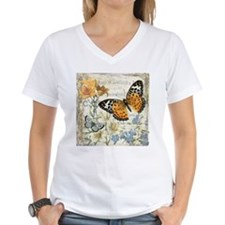 modern vintage butterfly T-Shirt