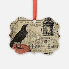 Modern vintage Halloween Ornament