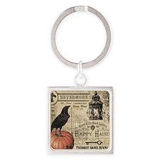Modern vintage Halloween Keychains