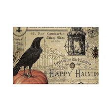 Modern vintage Halloween Magnets