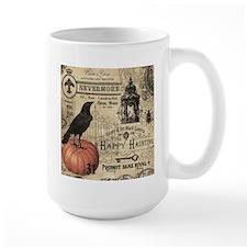 Modern vintage Halloween Mugs