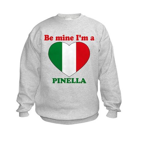 Pinella, Valentine's Day Kids Sweatshirt
