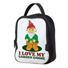 Love Gnome Neoprene Lunch Bag