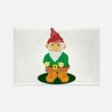 Lawn Gnome Magnets