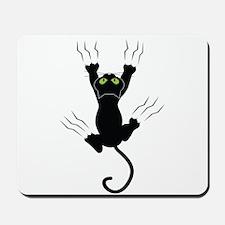 Cat Scratching Mousepad