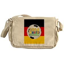 2014 World Champs Ball - Germany Messenger Bag