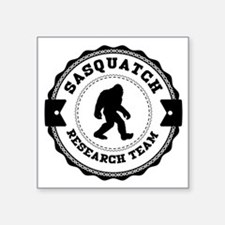 Sasquatch Research Team Sticker