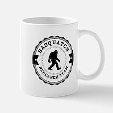 Sasquatch Research Team Mugs