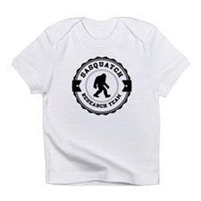 Sasquatch Research Team Infant T-Shirt