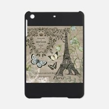 Vintage French Eiffel Tower iPad Mini Case