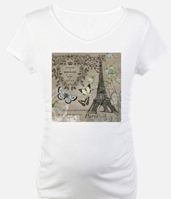 Vintage French Eiffel Tower Shirt