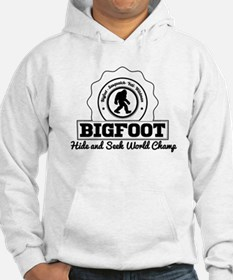 Bigfoot Hide And Seek World Champ Hoodie