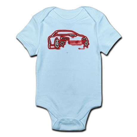 4th Gen Fantasy Infant Bodysuit