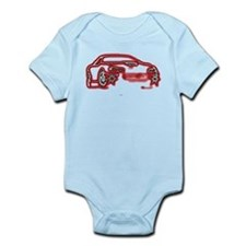4th Gen Fantasy Infant Bodysuit