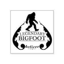 Legendary Bigfoot Sticker