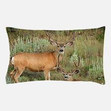 Cute Deer hunting Pillow Case