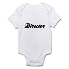 Director Baseball Infant Bodysuit