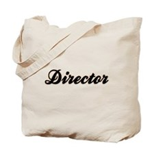 Director Baseball Tote Bag