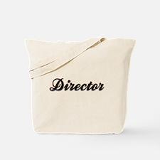 Director Baseball Tote Bag