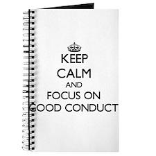 Cute Good conduct Journal