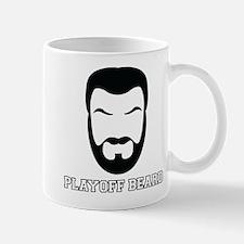 Playoff Beard Mug Mugs