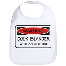 Attitude Cook Islander Bib