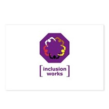 [inclusion works] Postcards (Package of 8)