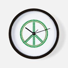 Cute Change world Wall Clock