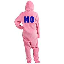 No Footed Pajamas