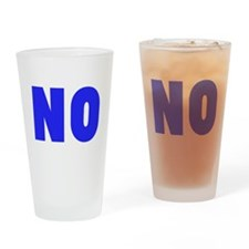 No Drinking Glass