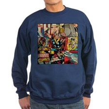 Thor Collage Sweatshirt