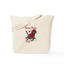 Putt Putt Pup Tote Bag