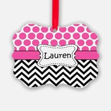 Lauren Ornament
