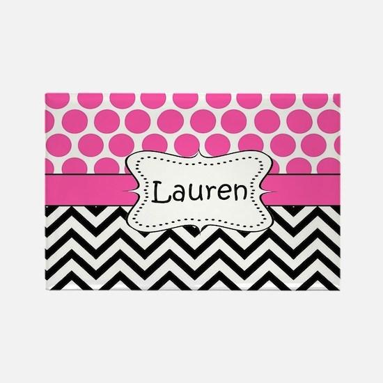 Lauren Rectangle Magnet