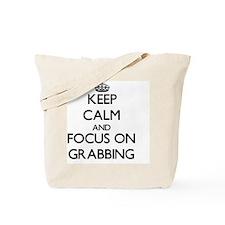 Funny Glom Tote Bag