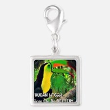 TOUCAN be Good...Three Can Be Better!! Charms