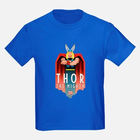 Thor The Mighty Kid's T-shirt