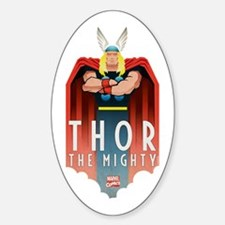 Thor the Mighty Deco Decal