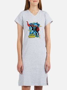 Mighty Thor Women's Nightshirt