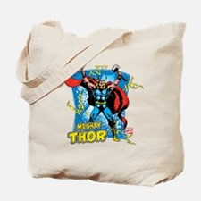 Mighty Thor Tote Bag