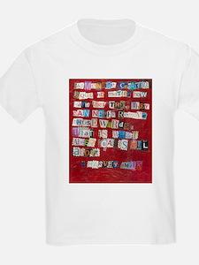cindy lam harvey milk-page-001 T-Shirt