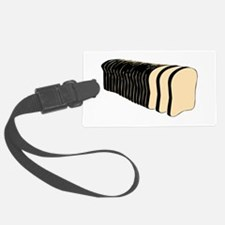 Loaf of Sliced Bread Luggage Tag