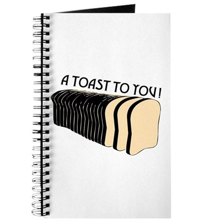A Toast to You Journal