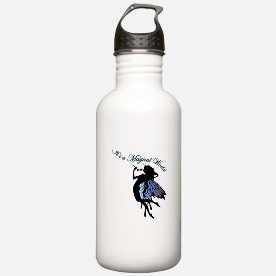 Its a Magical World Water Bottle