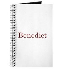 Benedict Journal