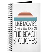 I like movies, long walks on the beach & cliches J